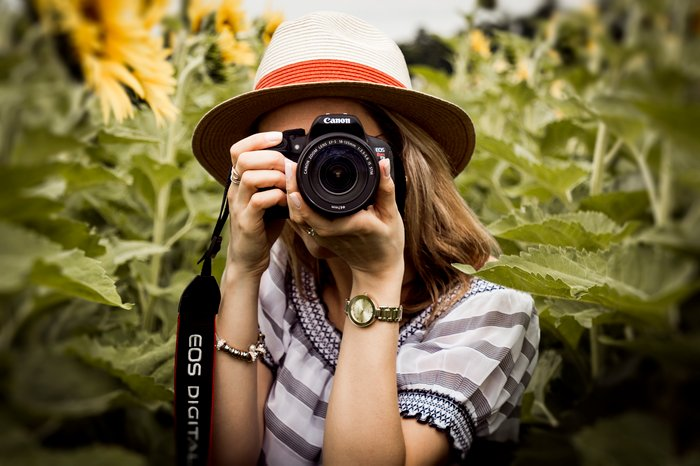 The role of photography in the society