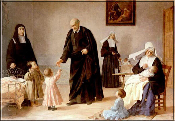 History of The Society of St. Vincent de Paul